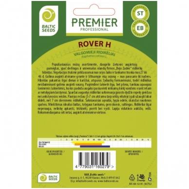 """Ridikėliai """"Rover H"""" 2"""